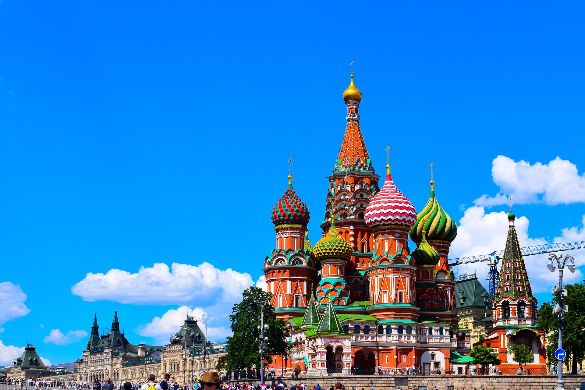 Städtereise nach Moskau Sehenswürdigkeiten