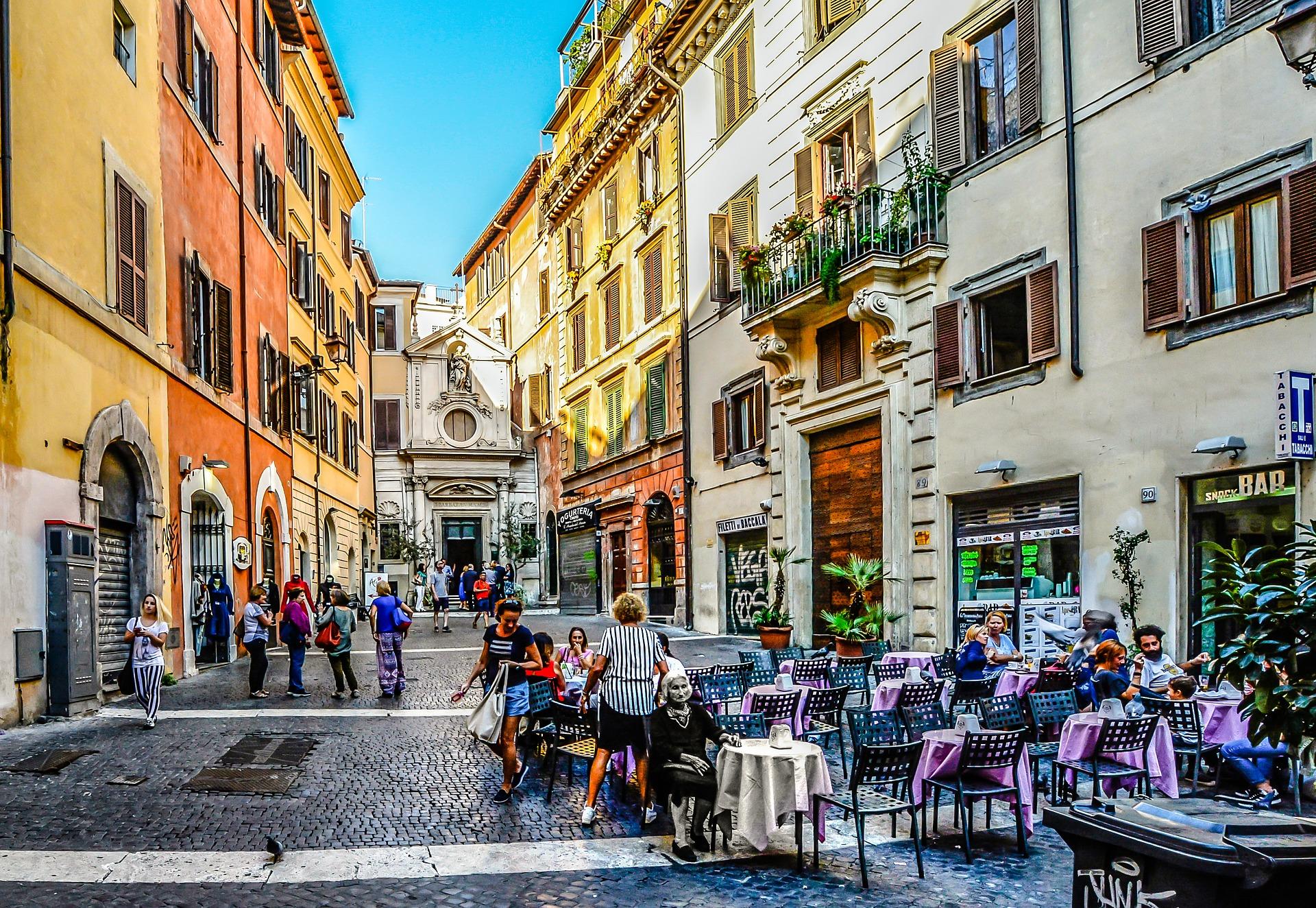 Städtereise nach Rom im 4 Sterne Flaminio Village inklusive Flug ab 95,25€
