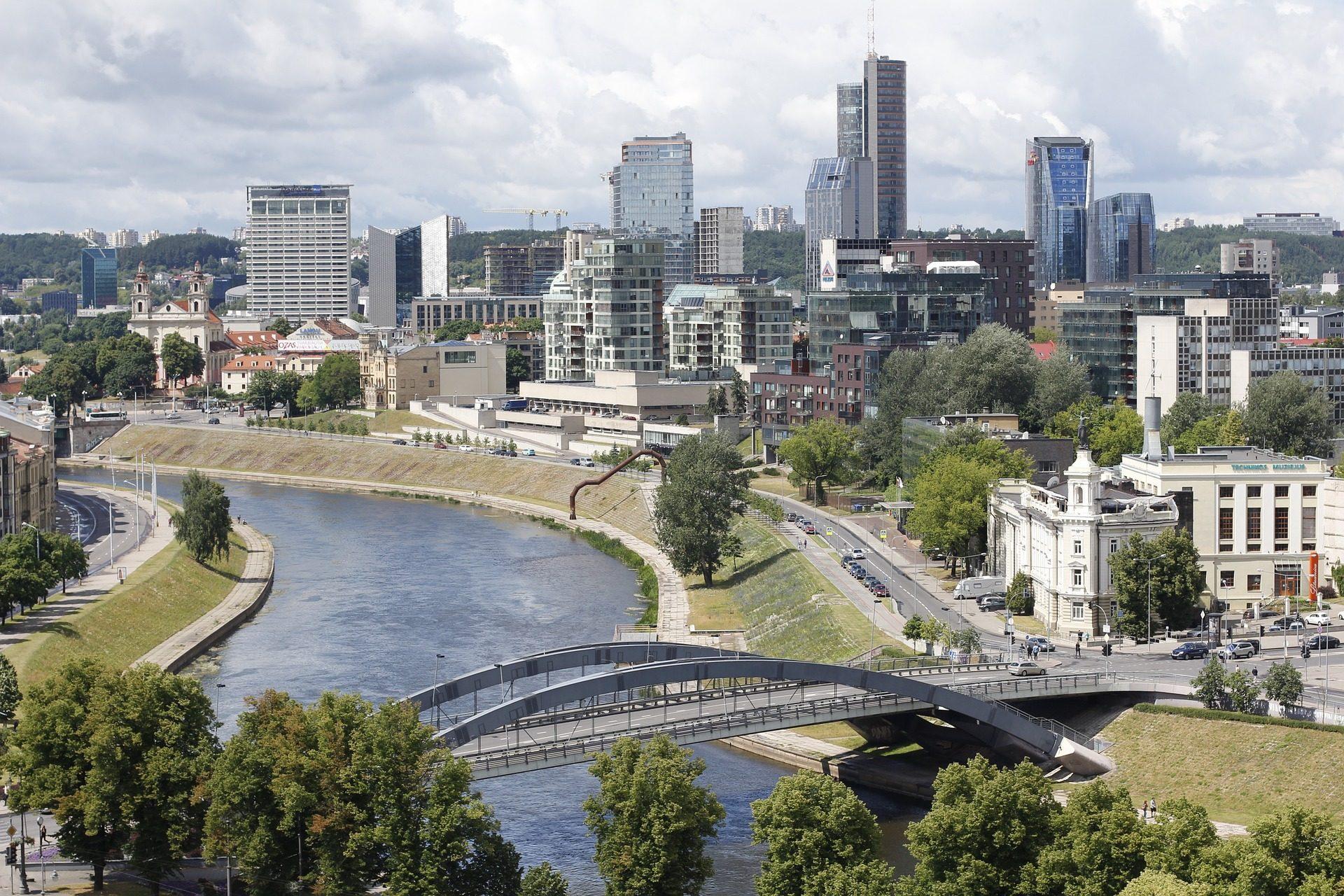 Städtereise nach Vilnius , Litauen 2 Nächte ab 48,48€ - Flug & Hotel Titel