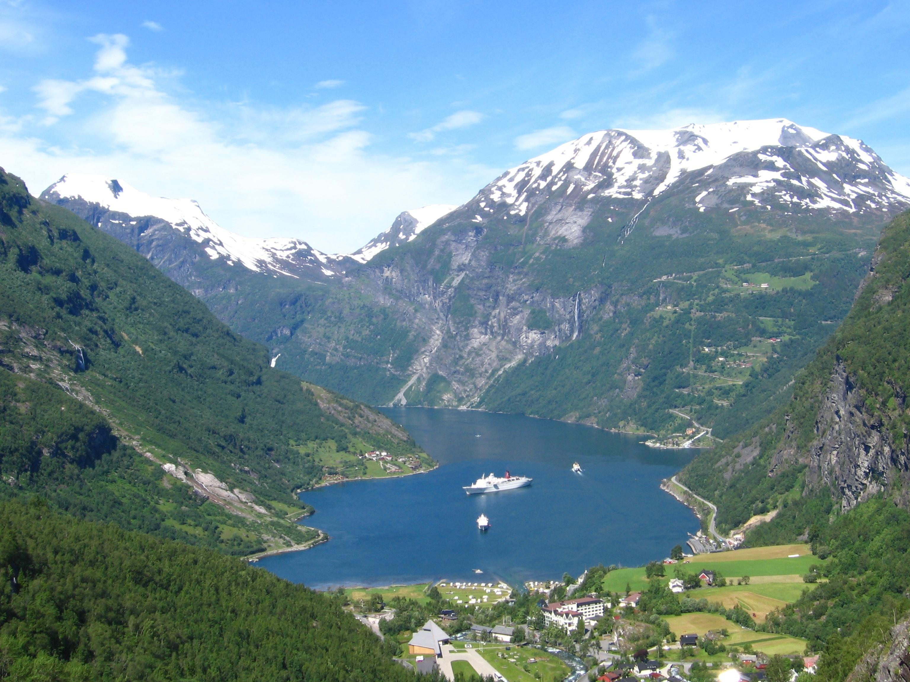 Städt Trip nach Oslo günstig im 4 Sterne Hotel ab 139,00€ Flug & Hotel - Woche Oslo ab 325,00€