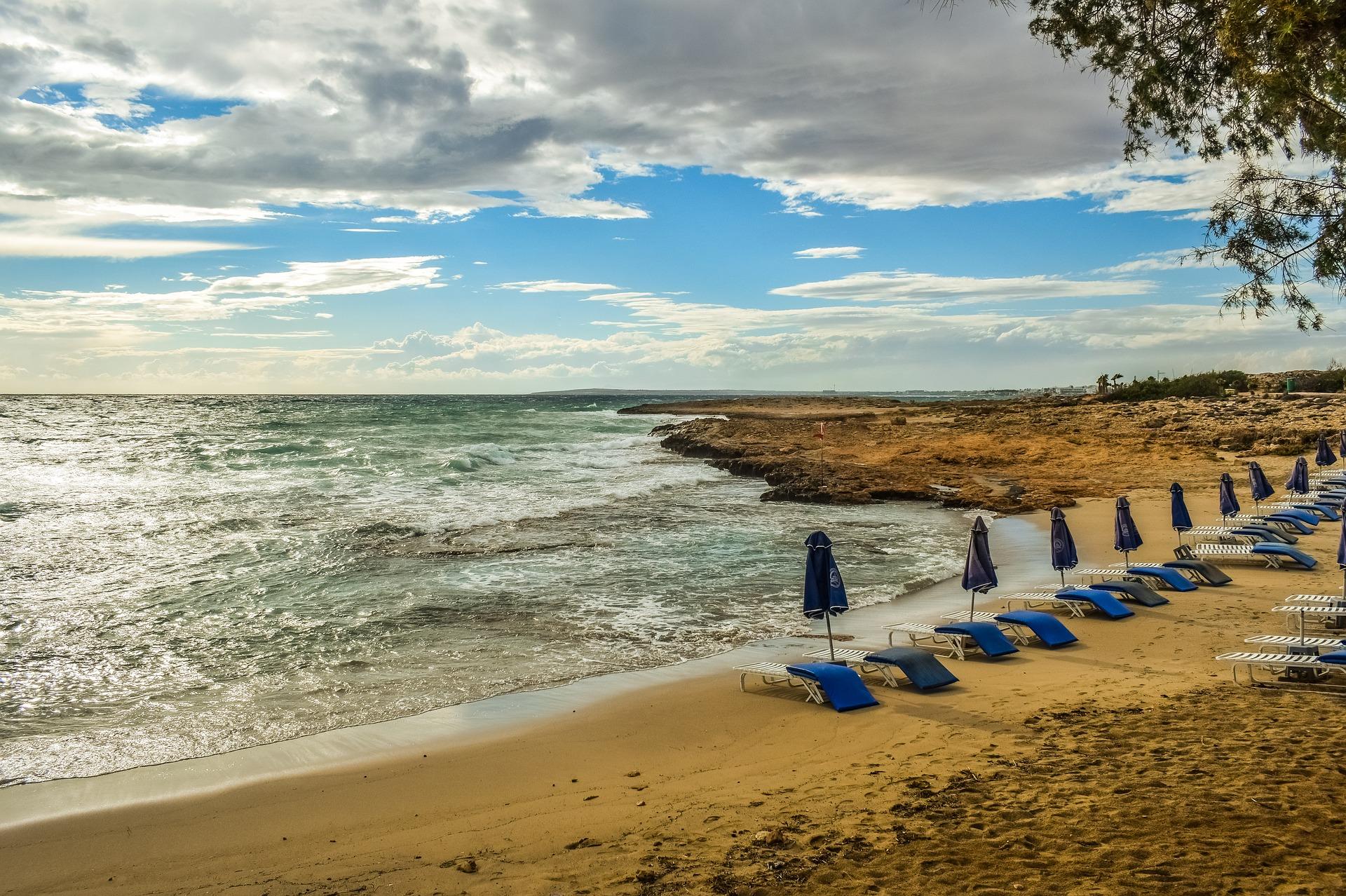 Strand Urlaub in Südzypern eine Woche günstig ab 179,00€