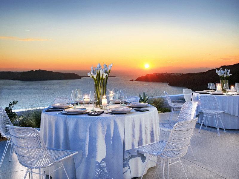 Luxusurlaub auf Santorin im Cavo Tagoo Santorini eine Woche ab 2251,00€ 1