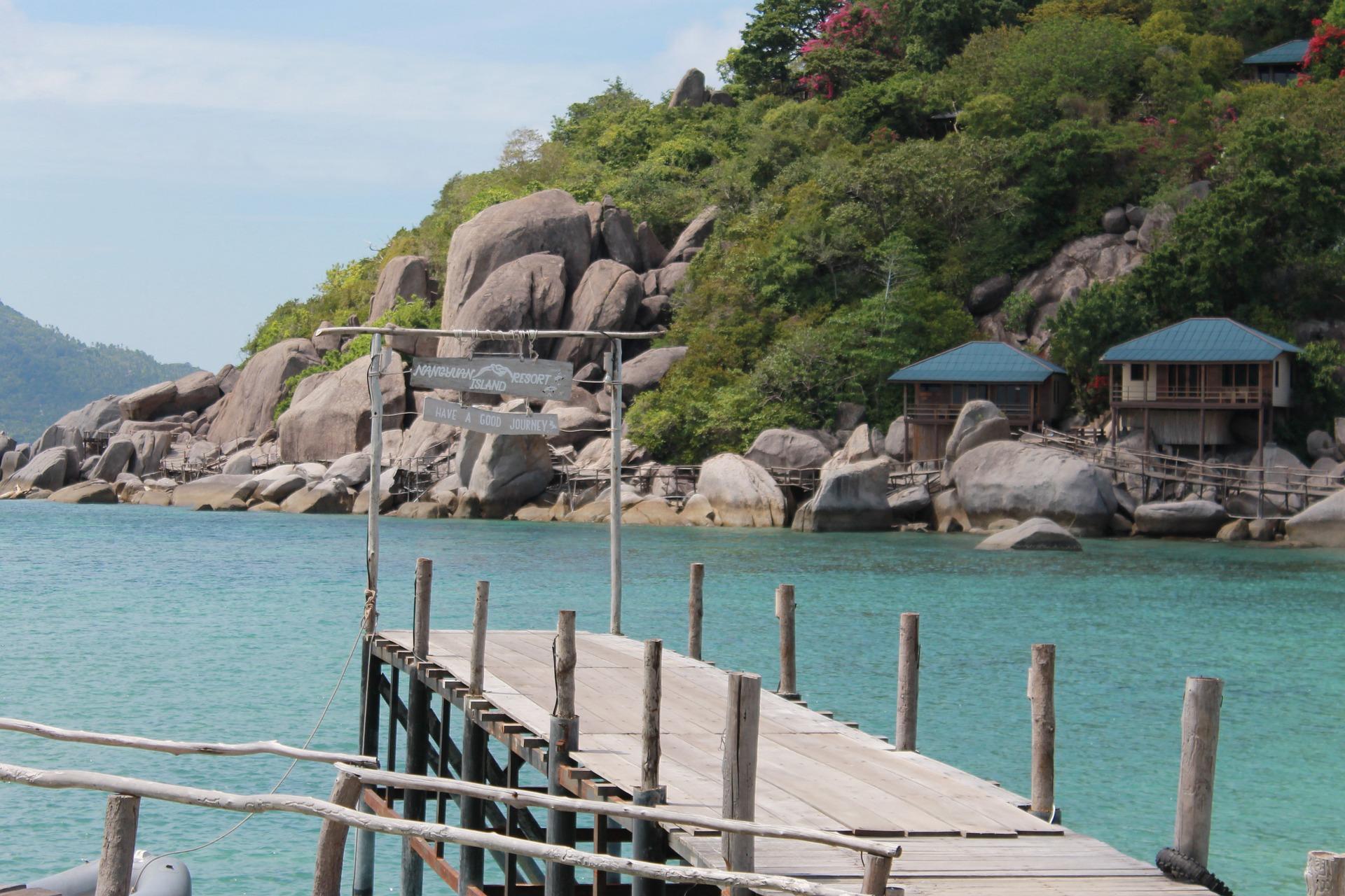 Thailand Koh Samui Urlaub 2019