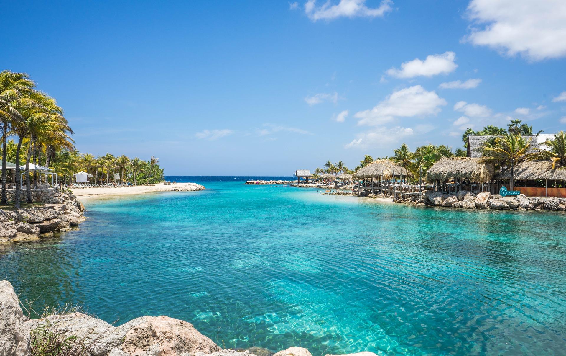 Karibik Urlaub Curacao ihr Hotel Zimmer