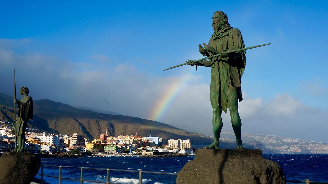 Urlaubsreisen nach Teneriffa