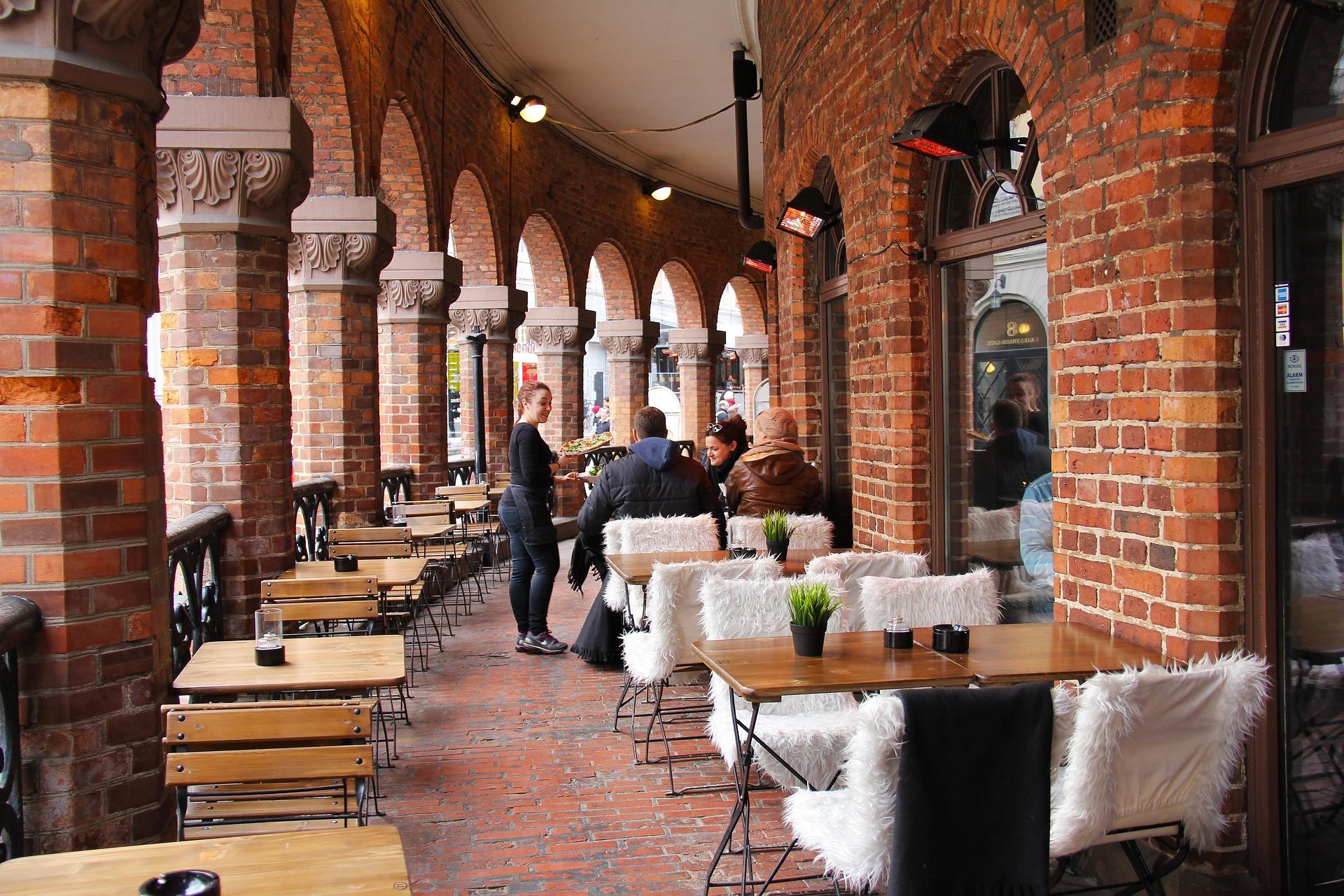 Während der Städtereie in Oslo essen gehen