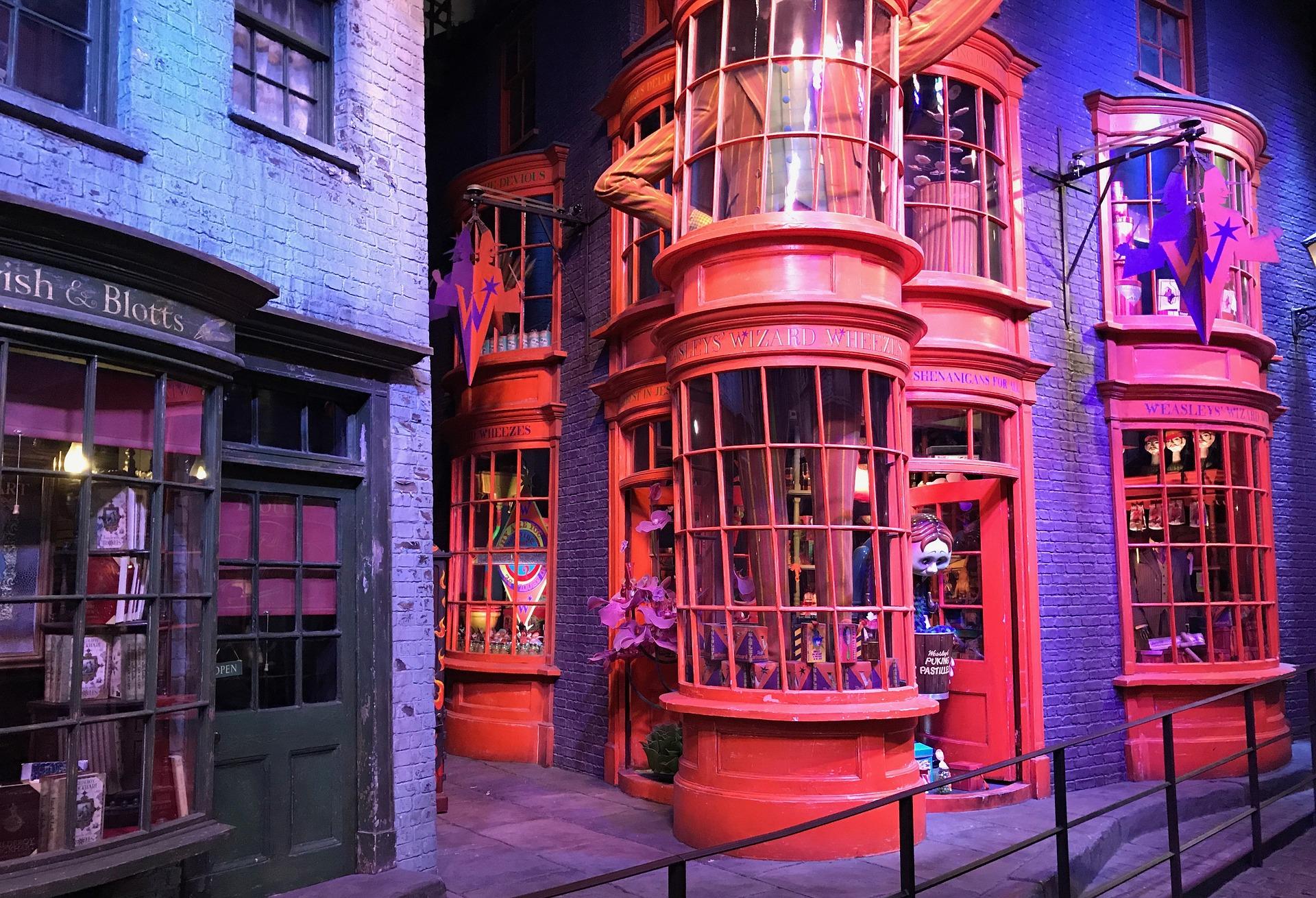 Winkelgasse Reise The Making of Harry Potter Tour