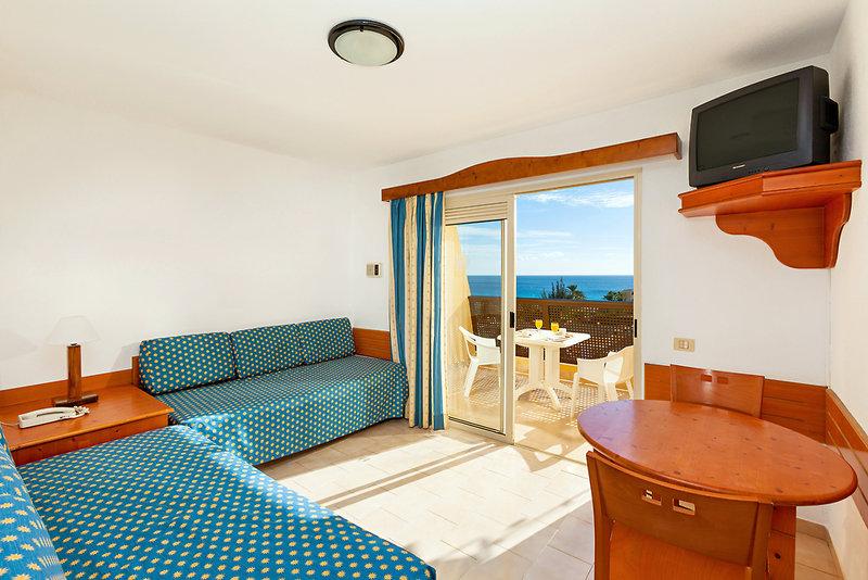Wohnzimmer - Kurzurlaub Fuerteventura günstig buchen ab 256,46€ - 5 Nächte All Inclusive