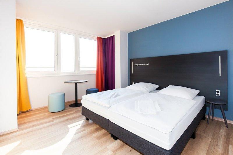 Zimmer Beispeil Hotel in Prag die Nacht 63% günstiger ab 11,65€ inklusive Frühstück !