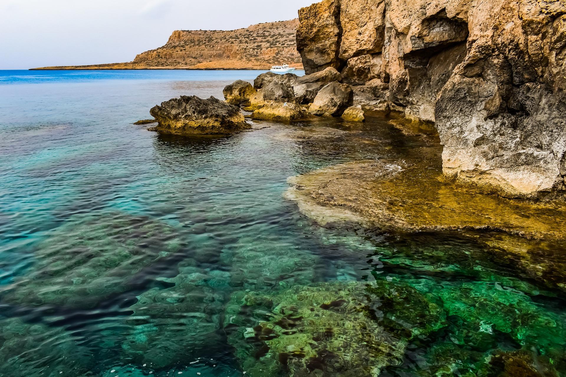 Unberührte Badebuchten in Südzypern 2019 entdecken
