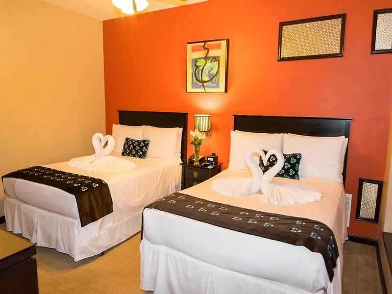 Hotelzimmer in New York im Marrakech Hotel