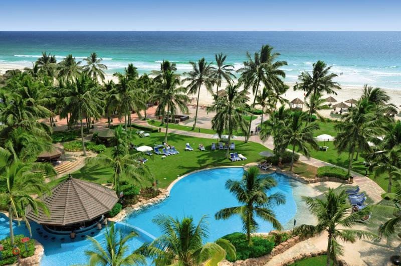All Inclusive Salalah Urlaub in Oman ab 722,00€ - indischer Ozean