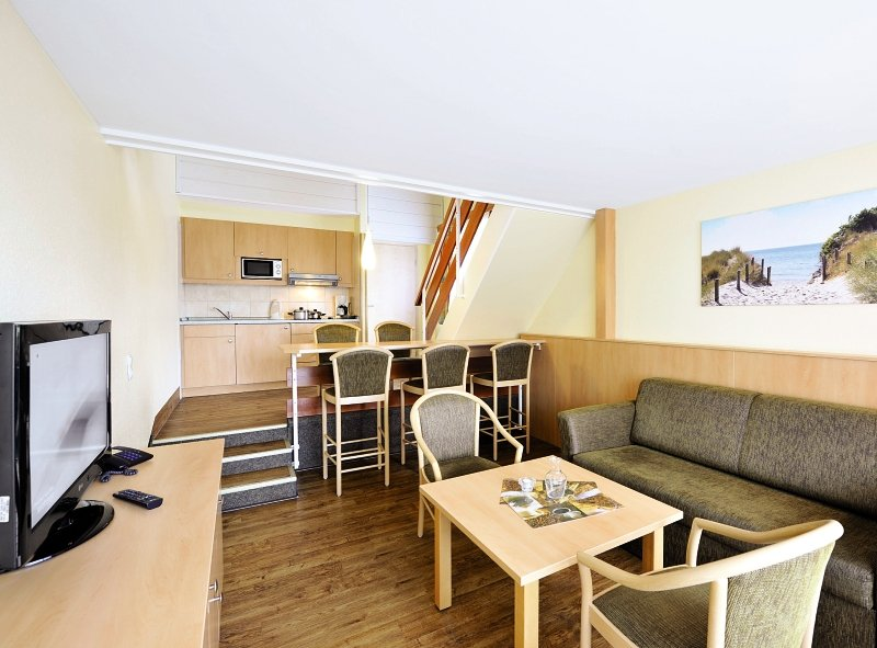 Appartment in der Ferienpark Anlage in Weissenhäuser