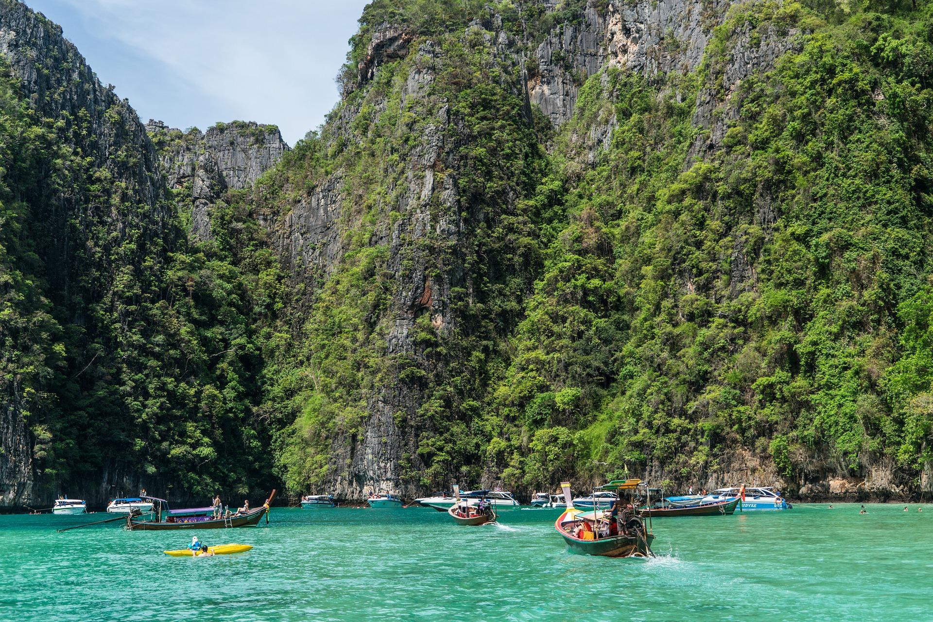 Ausflüge nach Phi Phi Island