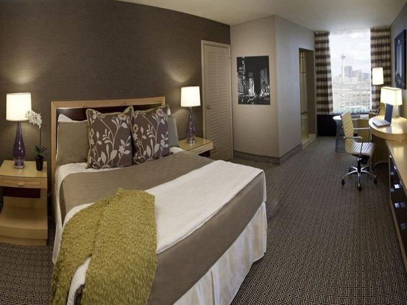 Beispiel Zimmer im Plaza Hotel & Casino in Downtown Las Vegas