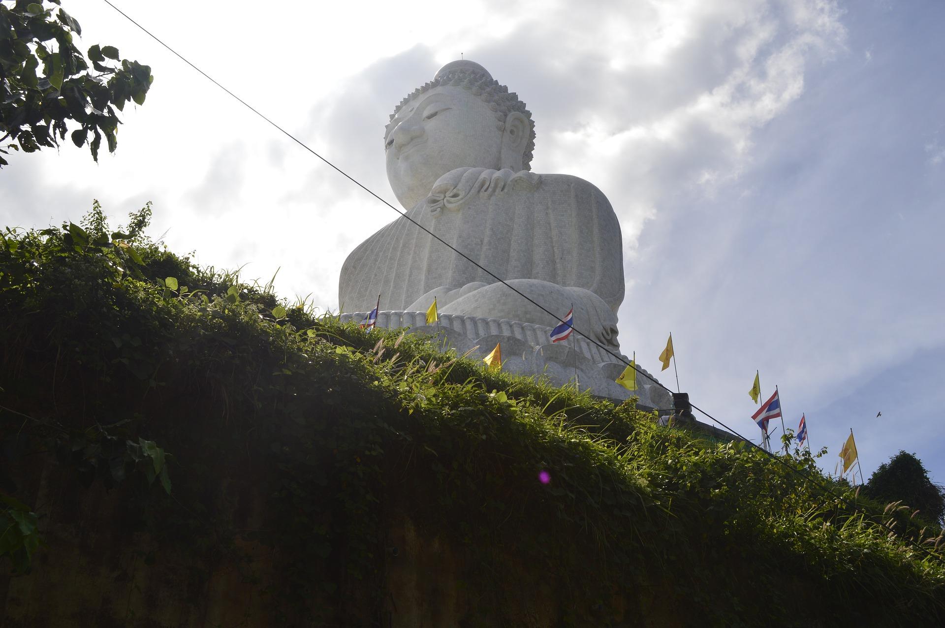 Big Budda Statue auf Phuket in Thailand