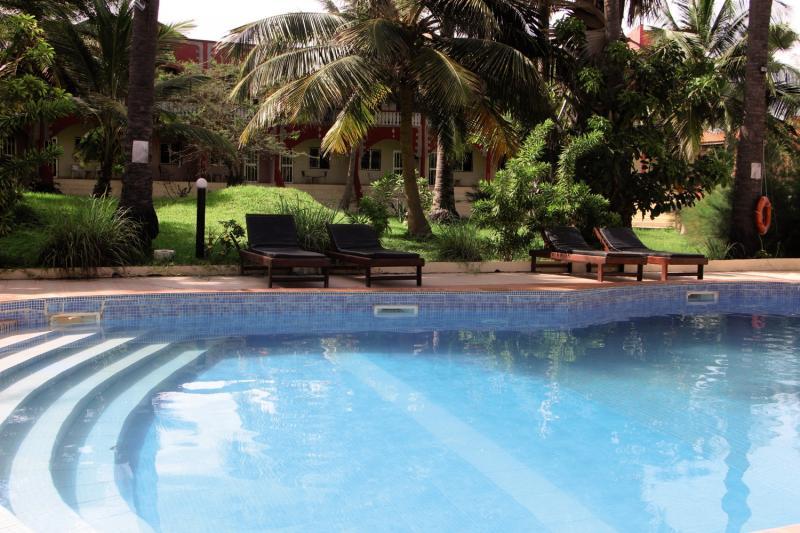 Bijilo Beach Hotel in Gambia - Golden Beach Knallerpreise ab 417,44€