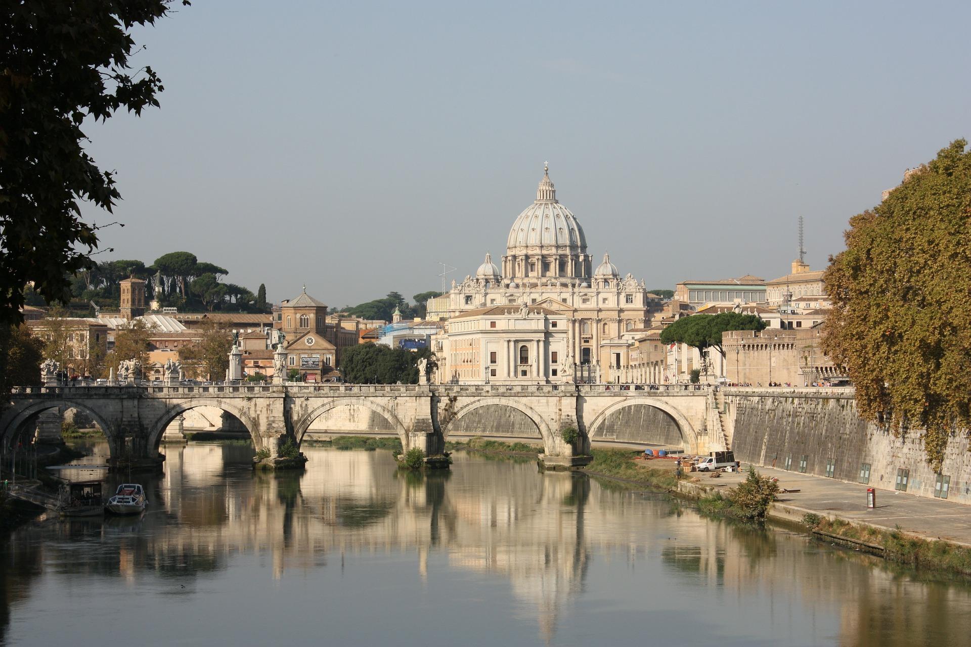 Übernachten in Rom ab 11,38€ die Nacht im Bungalow Italien City Pass 28,00€ 2