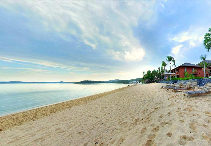 Bo Phut Beach auf Koh Samui
