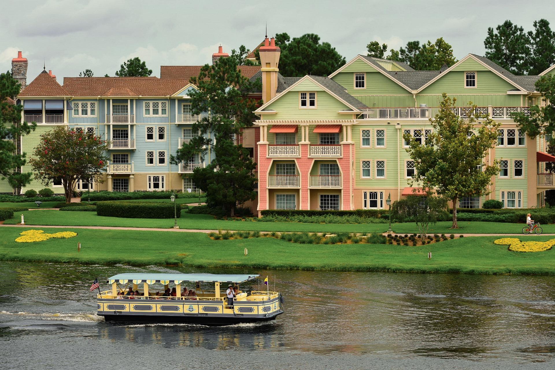 Bootstour durch Orlando - Florida USA