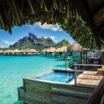 Bora Bora Reisezeit & Hotels im Südsee Atoll - beliebteste Insel im Südpazifik