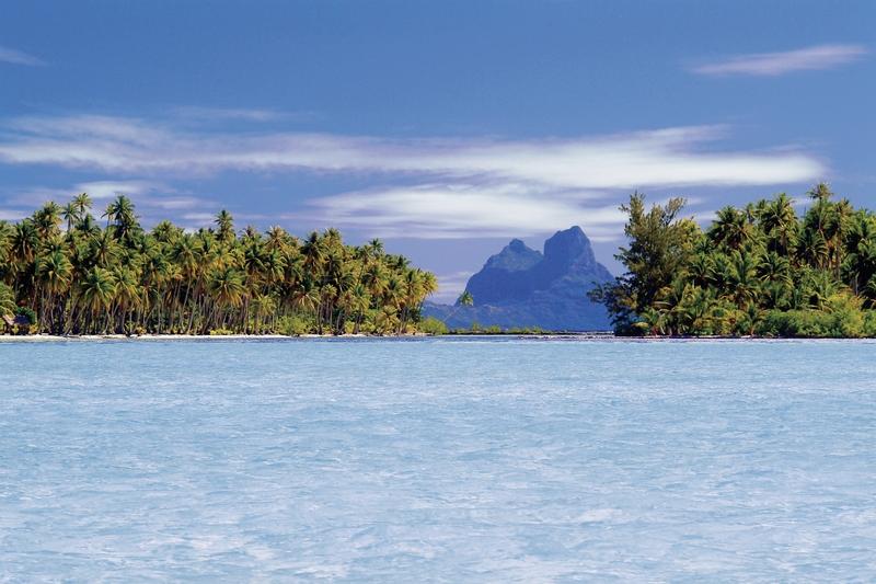 Bora Bora Reisezeit & Hotels im Südsee Atoll - beliebteste Insel im Süd PAzifik