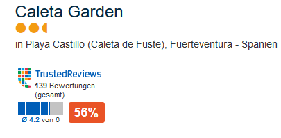 Caleta Garden Fuerteventura