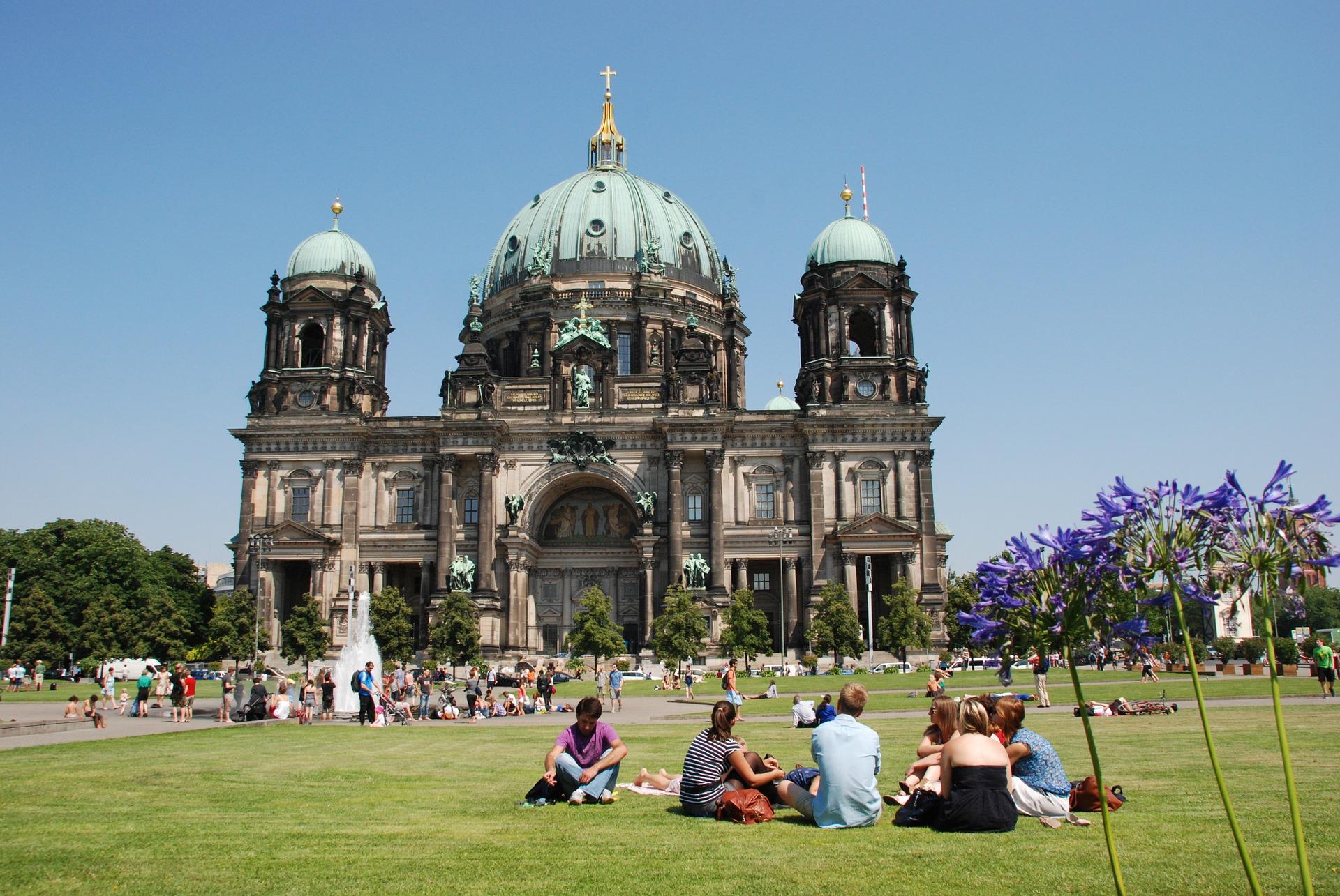 Chilln in Berlin- die Stadt ist überschwommen von Künstlern & Musikern aus der gesamten Welt