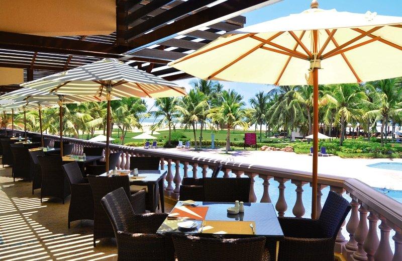 Crowne Plaza Resort Salalah Oman - indischer Ozean