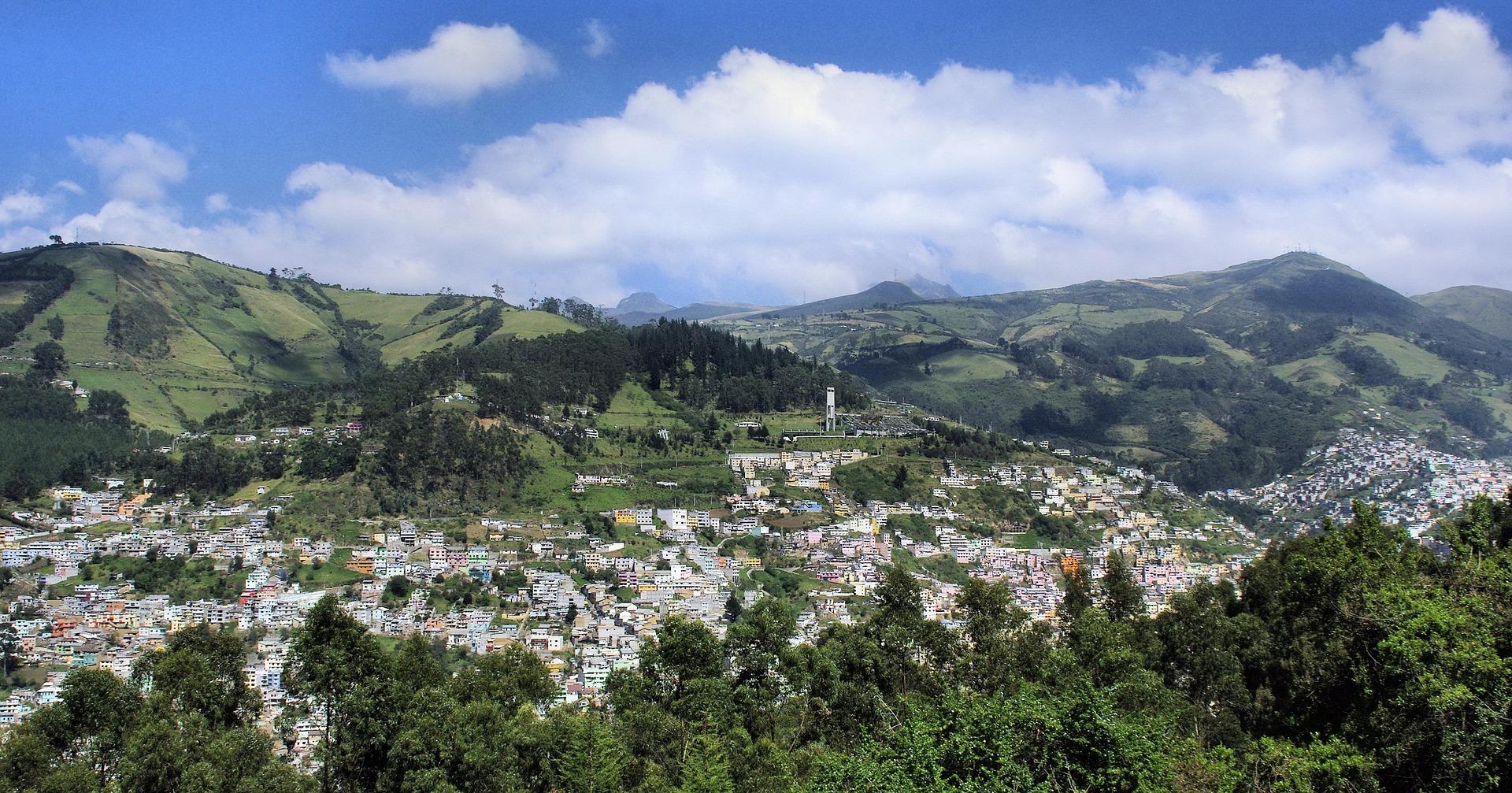 Die Haupstadt Quito in Ecuador - Rundreise oder Pauschal
