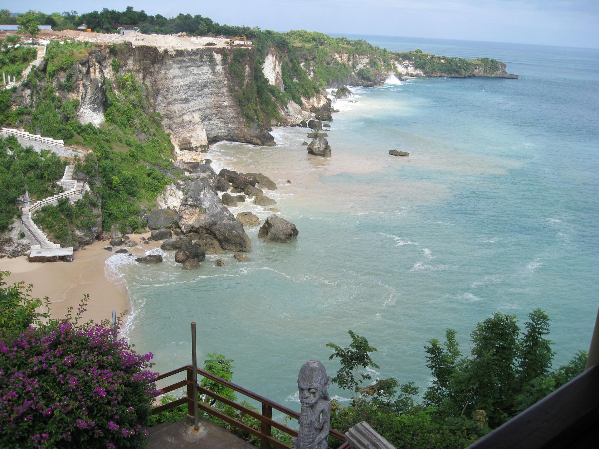 Die Strände in Indonesien vorallem auf Bali sind ein Traum