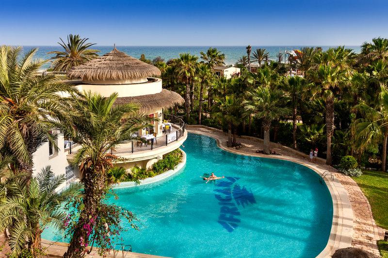 Africana Hotel in Tunesien Reise Gutschein
