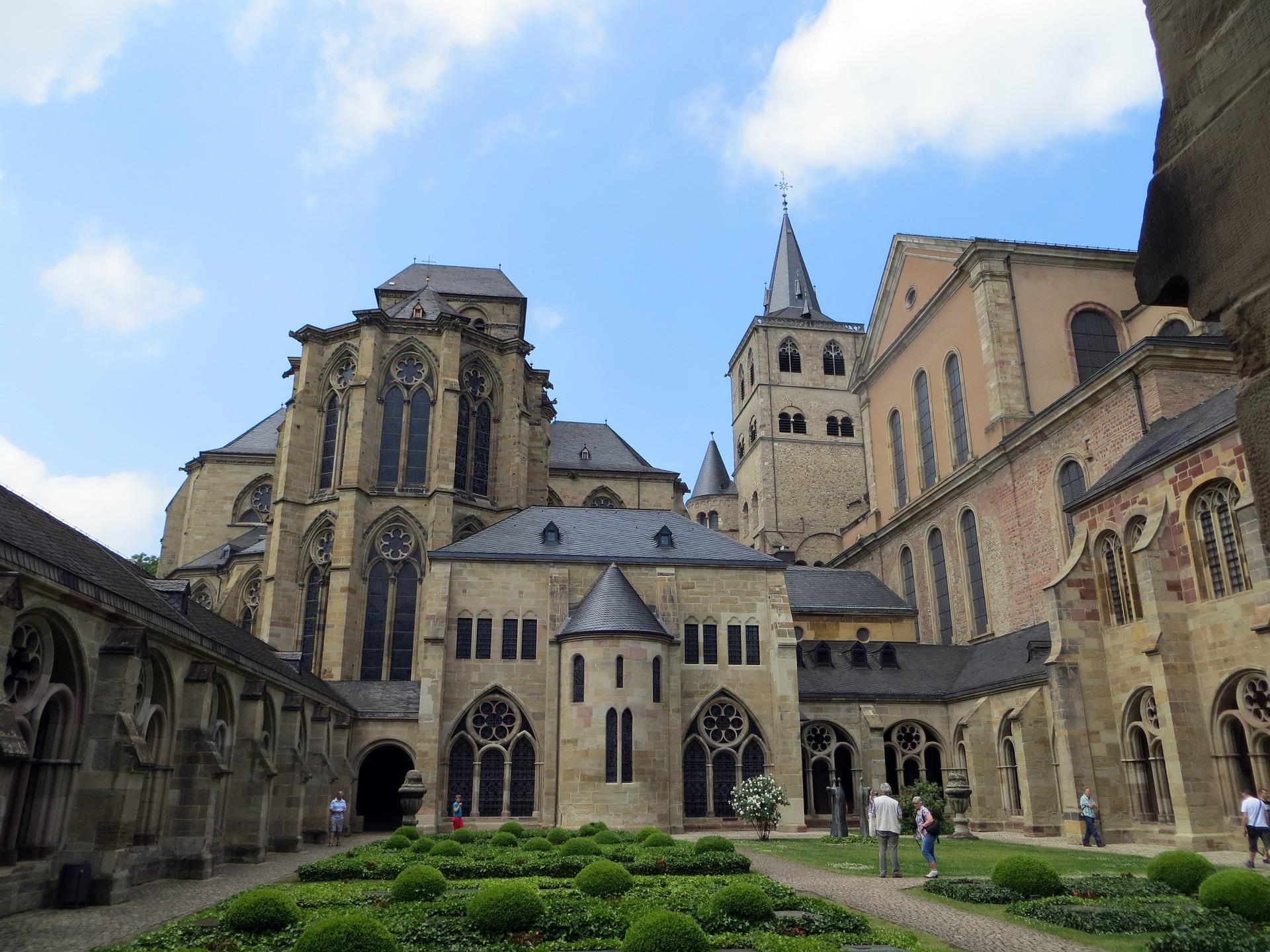 Dom in der ältesten Stadt Trier- Kurzurlaub Mosel