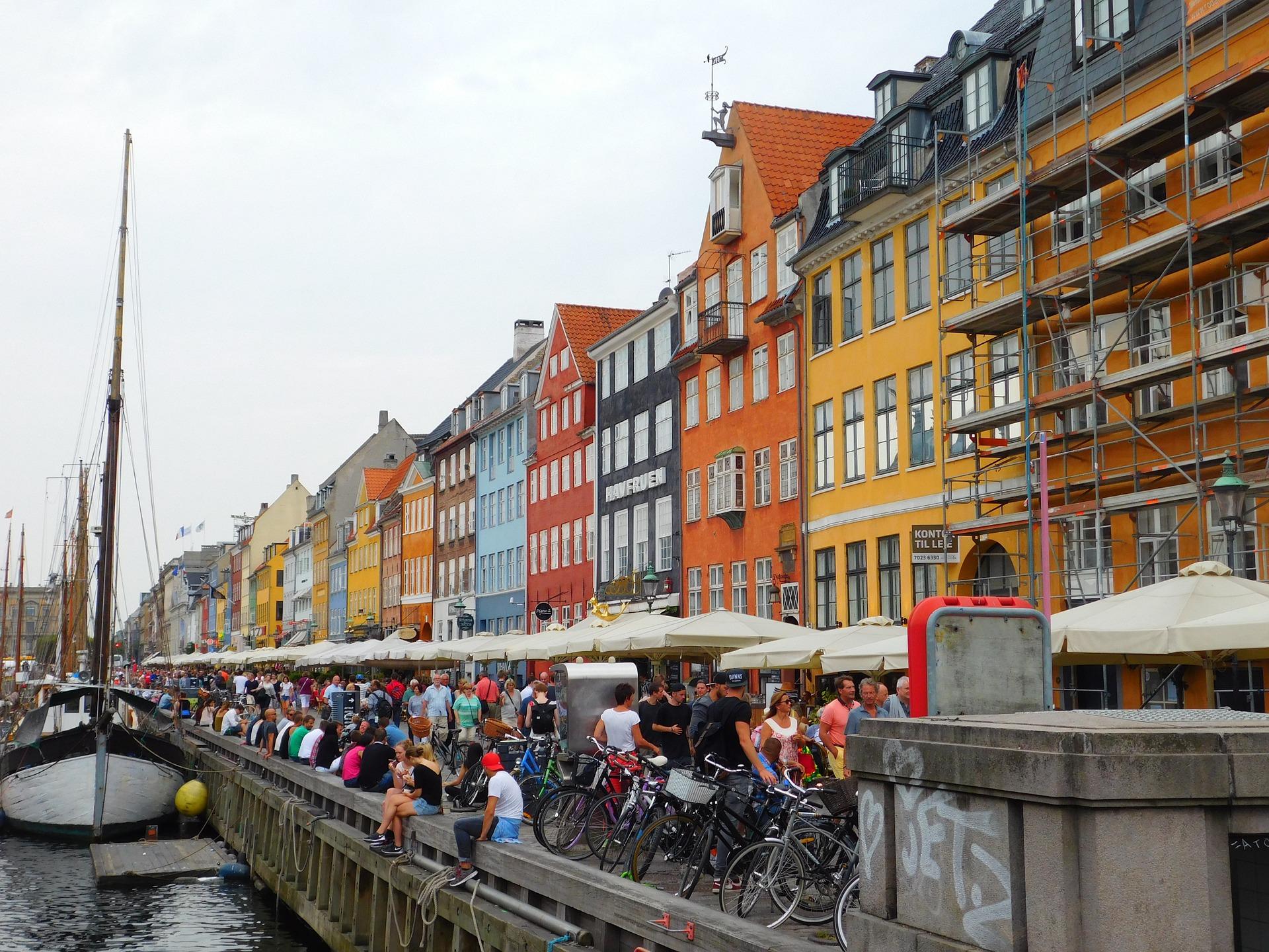 Eine Städte Reise nach Kopenhagen ist vor allem im Sommer besonders schön