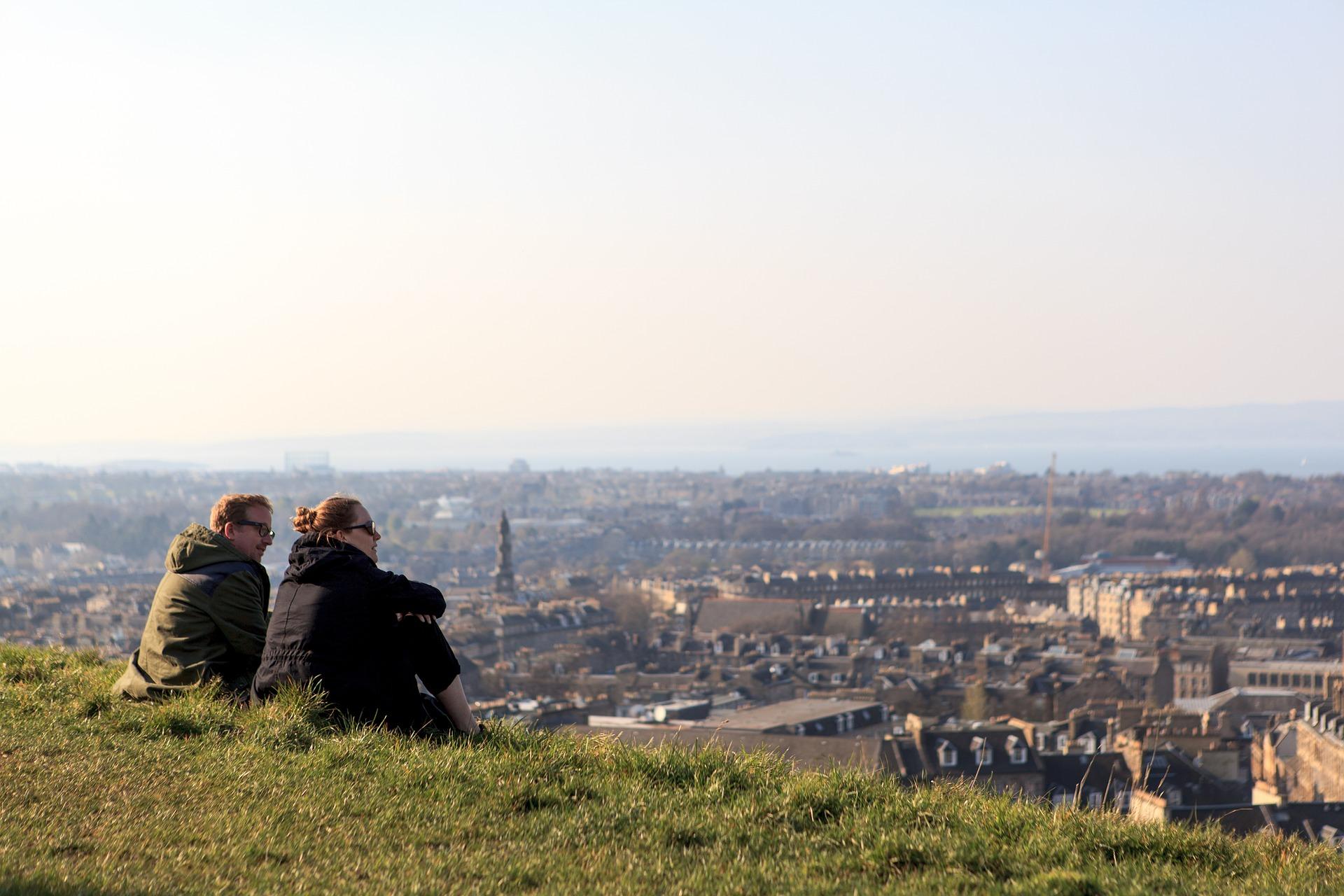 Eine Städtereise nach Edinburgh muss nicht schaurig sein