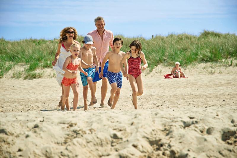 Familienurlaub am Weissenhaeuser Strand im Ferienpark - günstig übernachten an der Ostsee