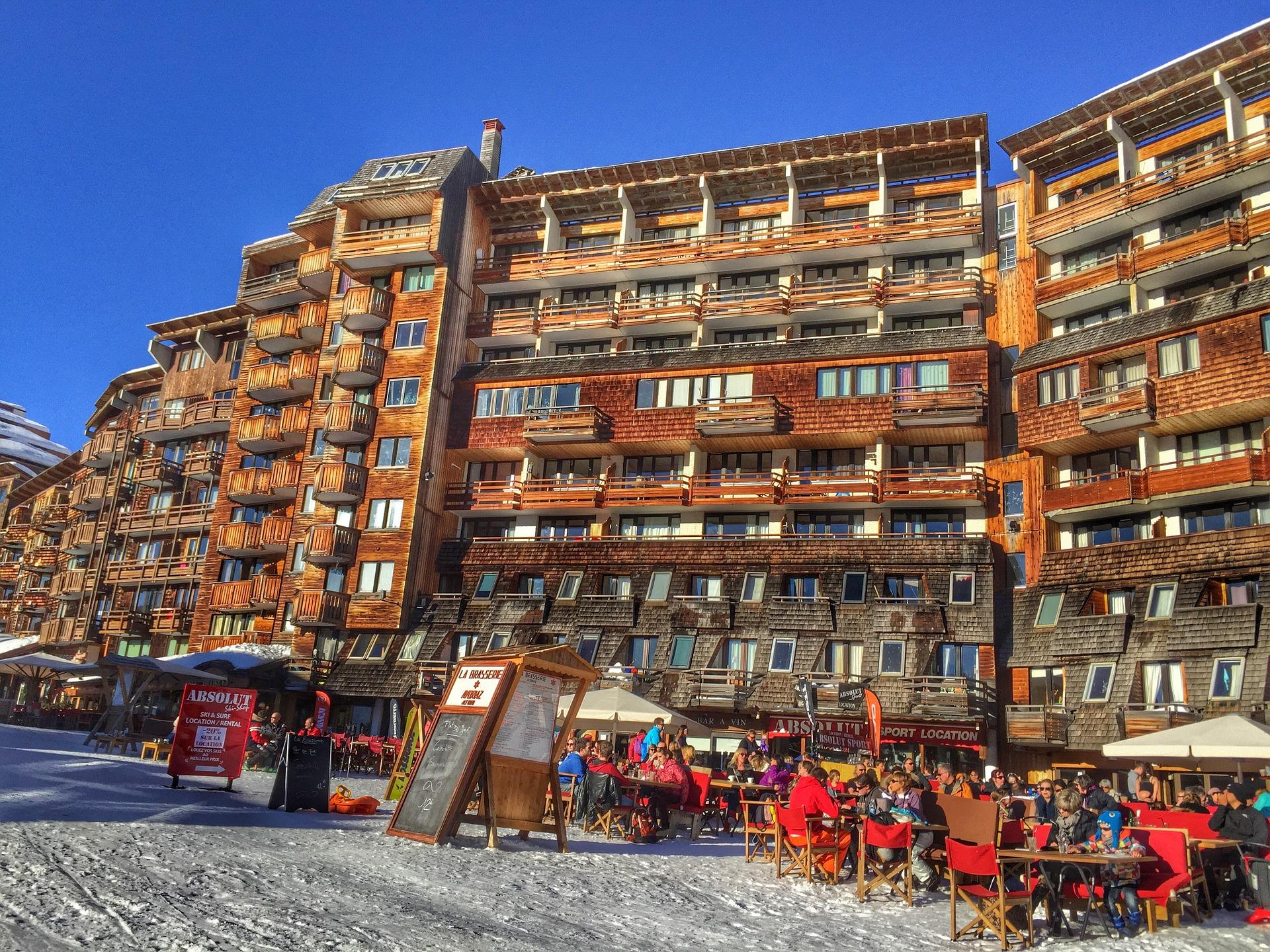 Ferienanlage Skiurlaub in Chamrousse