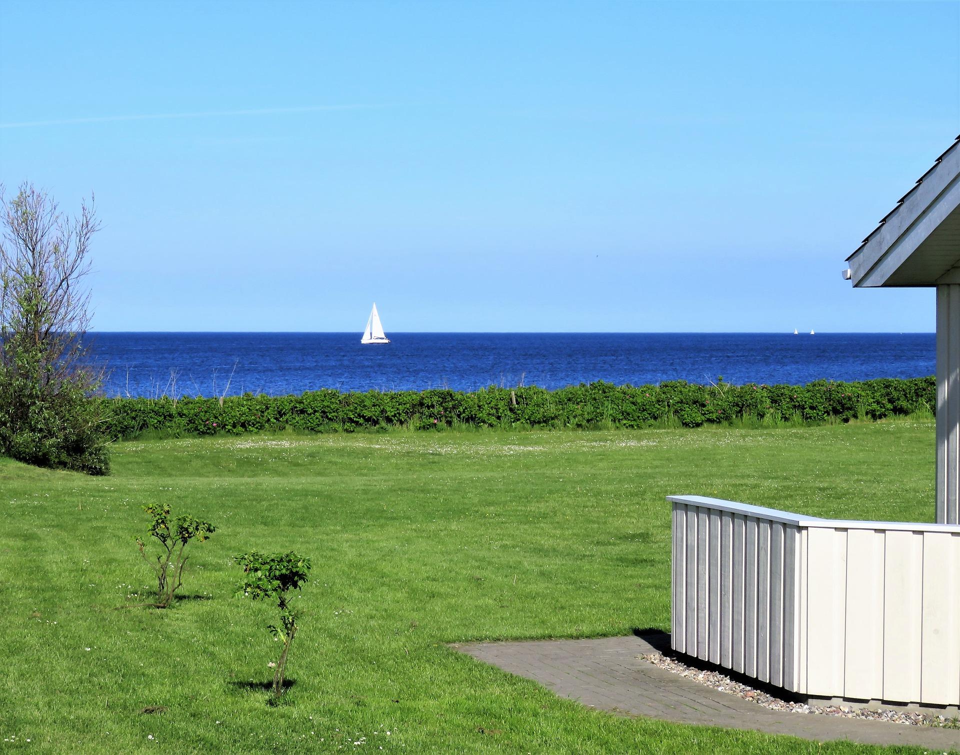 Fern vom Massentourismus ein Ferienhaus an der Ostsee buchen