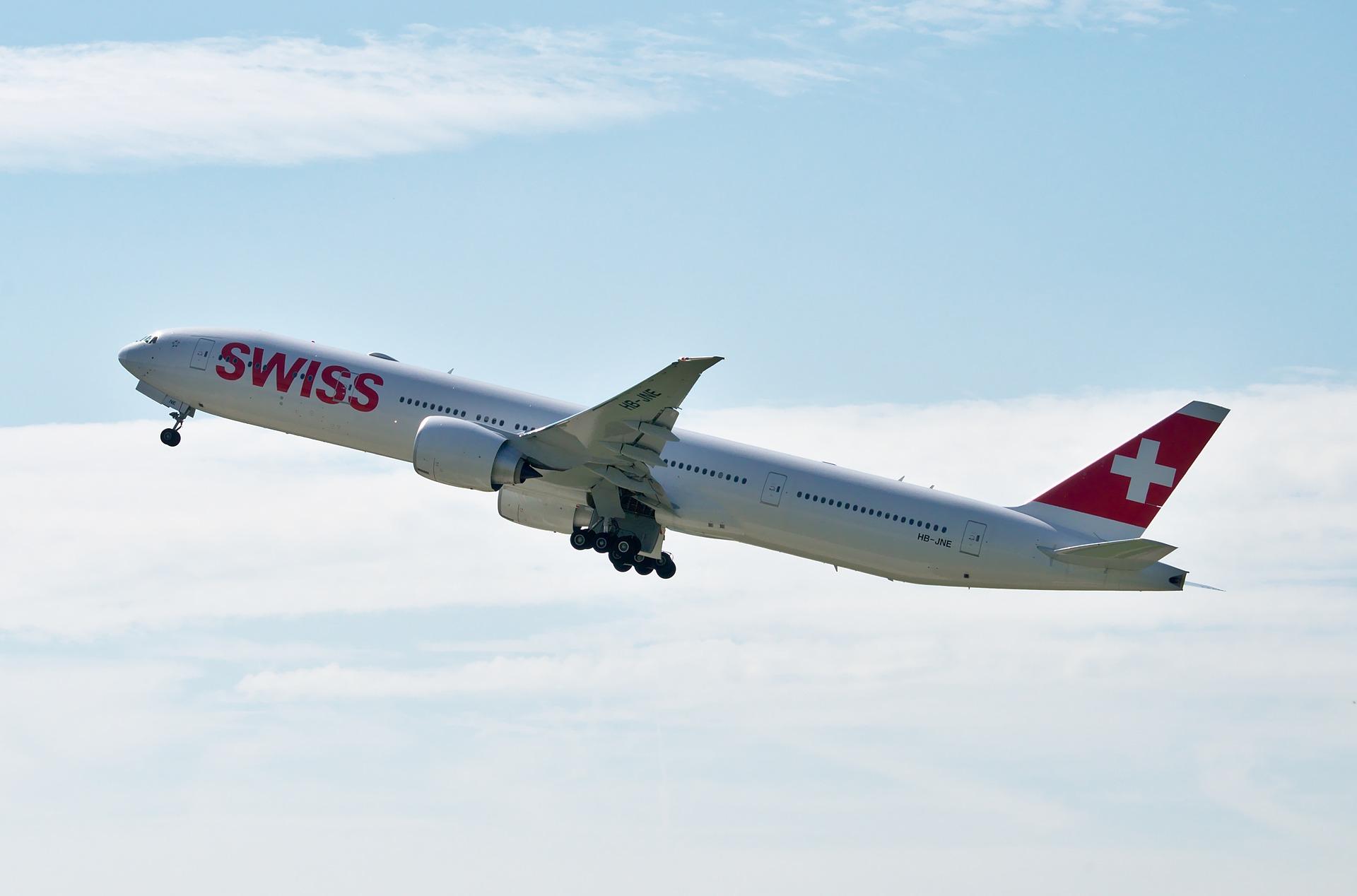 Günstige Flugtickets bei Swissair über unseren Preisvergleich buchen