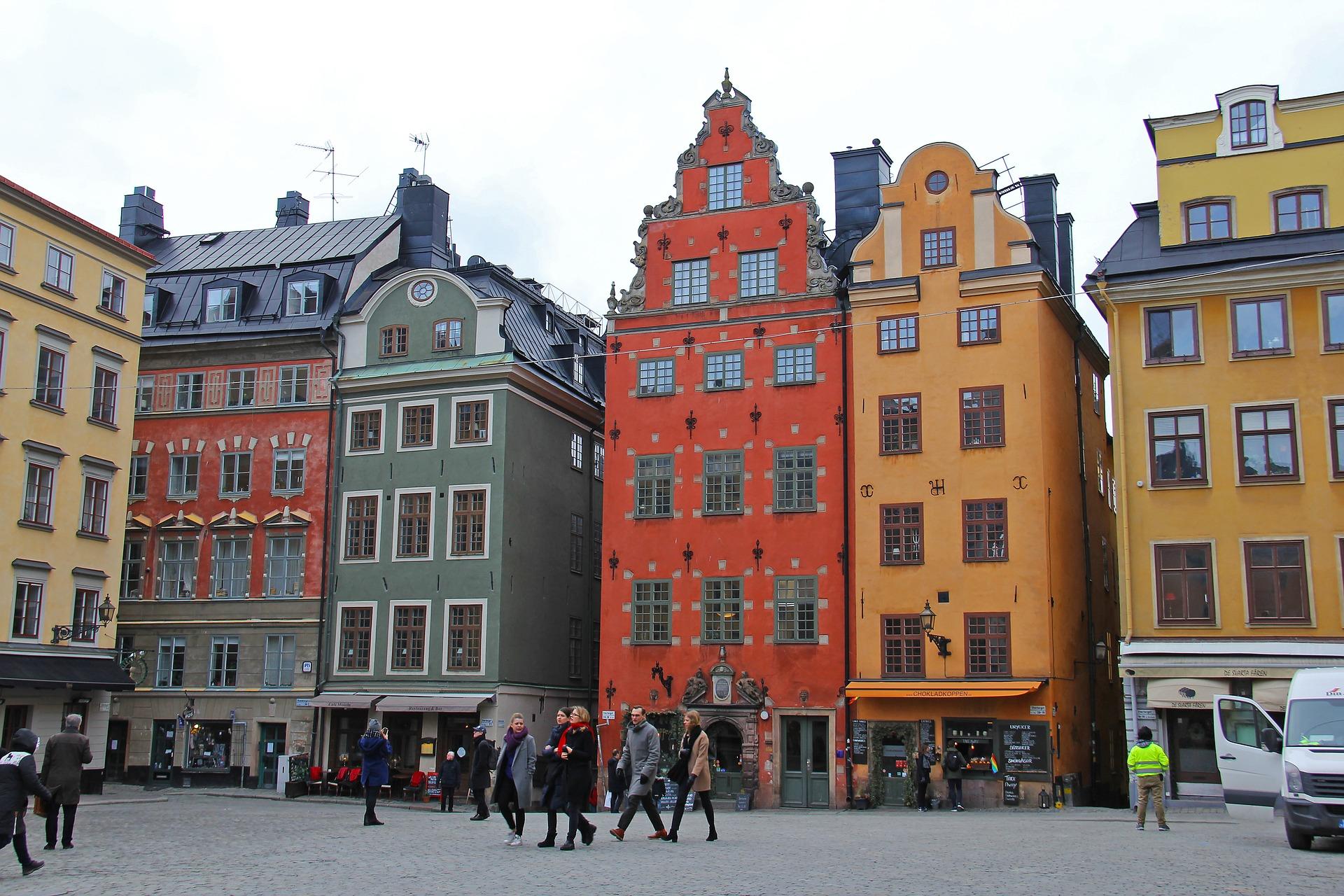 Günstige Unterkünfte in Stockholm starten schon billig ab 26,00€ die Nacht