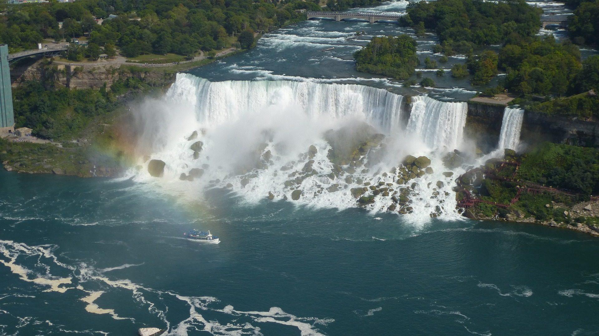 Günstiges Hotel an den Niagarafällen ab 7,04€ die Nacht