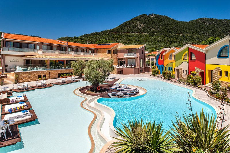 Golden Beach Thassos All Inclusive Pauschalreise ab 534,24€ - Luxusurlaub