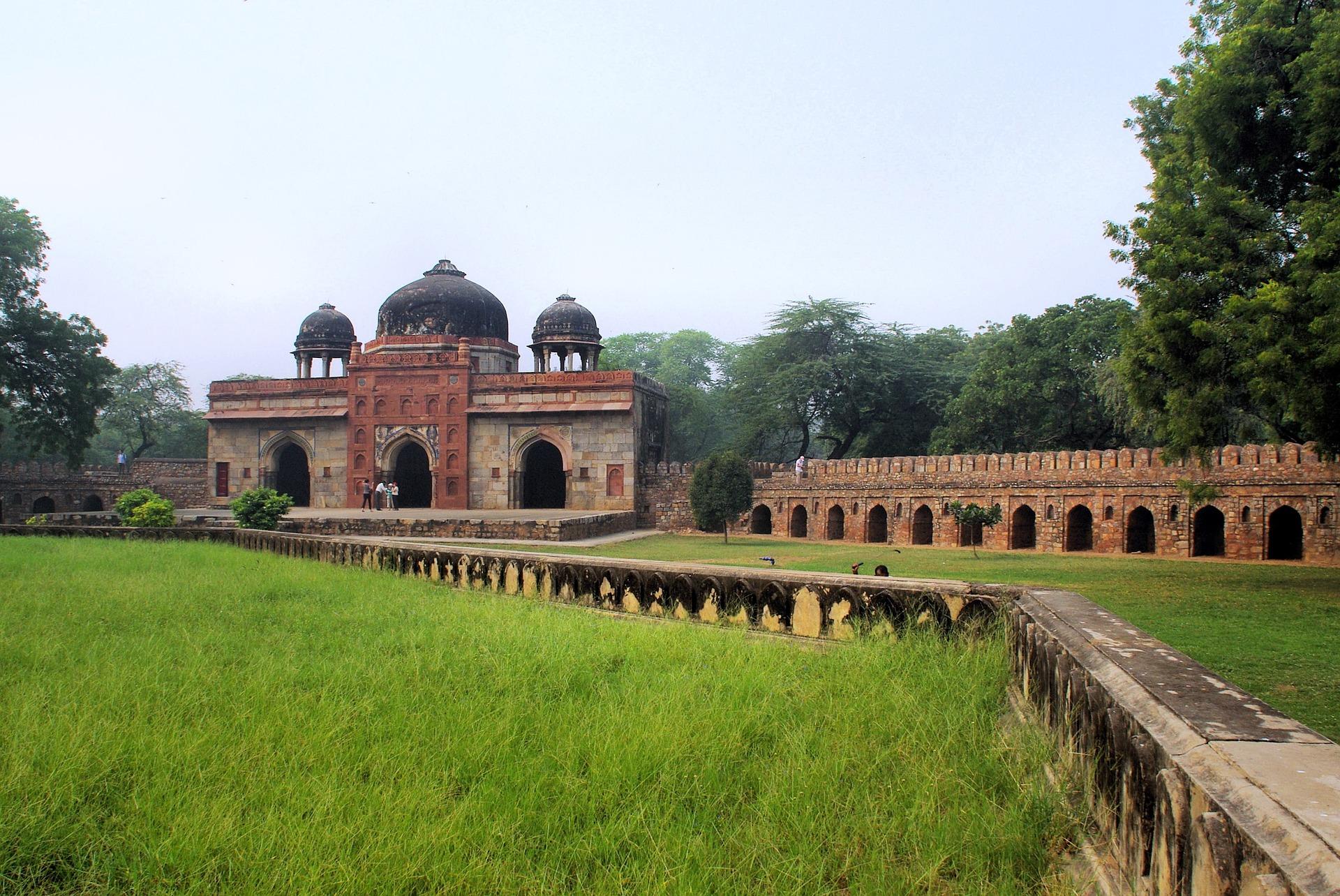 Grabstätte Delhi