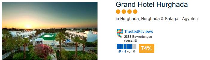 Grand Hotel in Hurghada