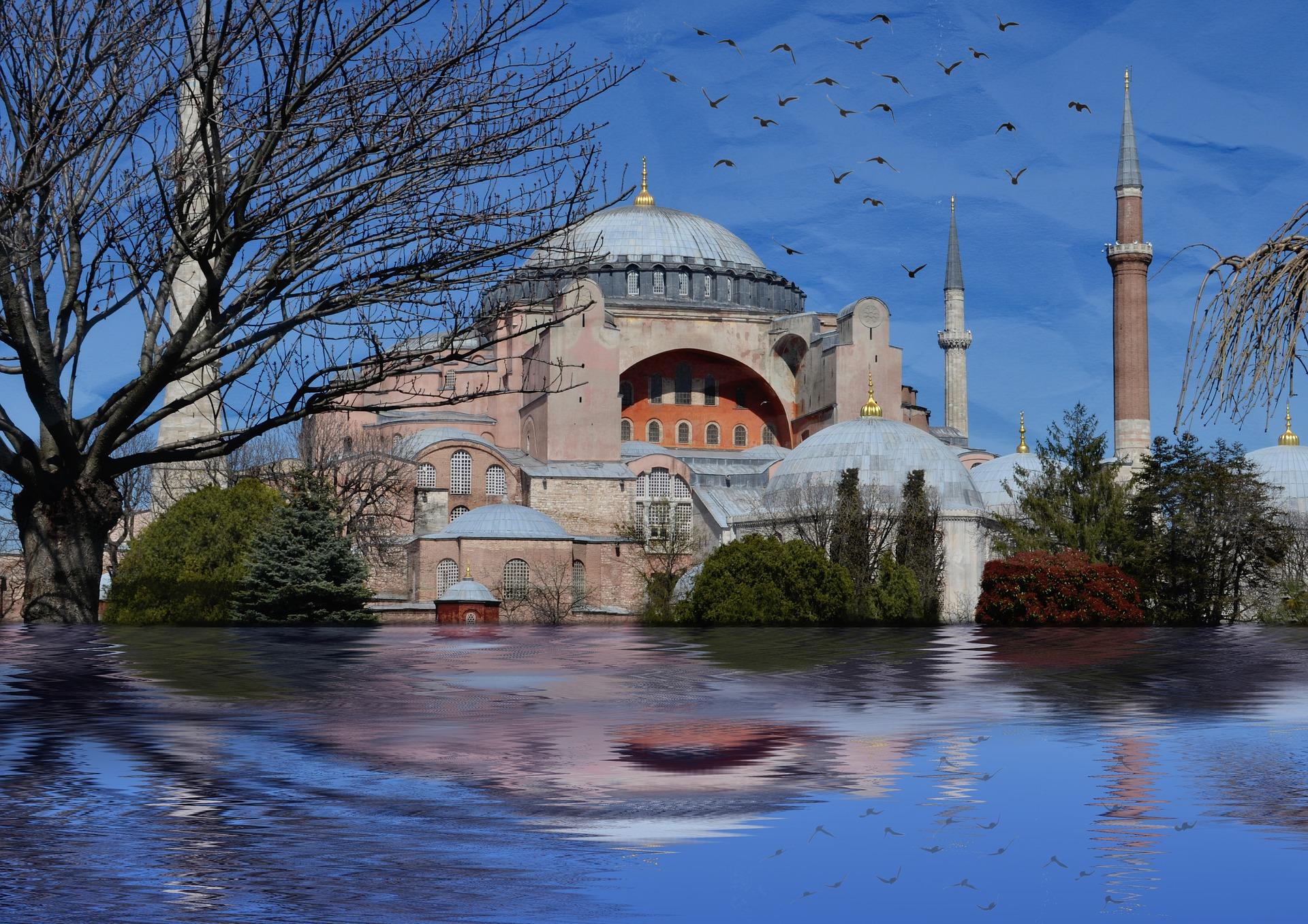 Hagia Sophia Museum Tageskarte ab 35,00€ - Städte Trip nach Istanbul ab 147,00€