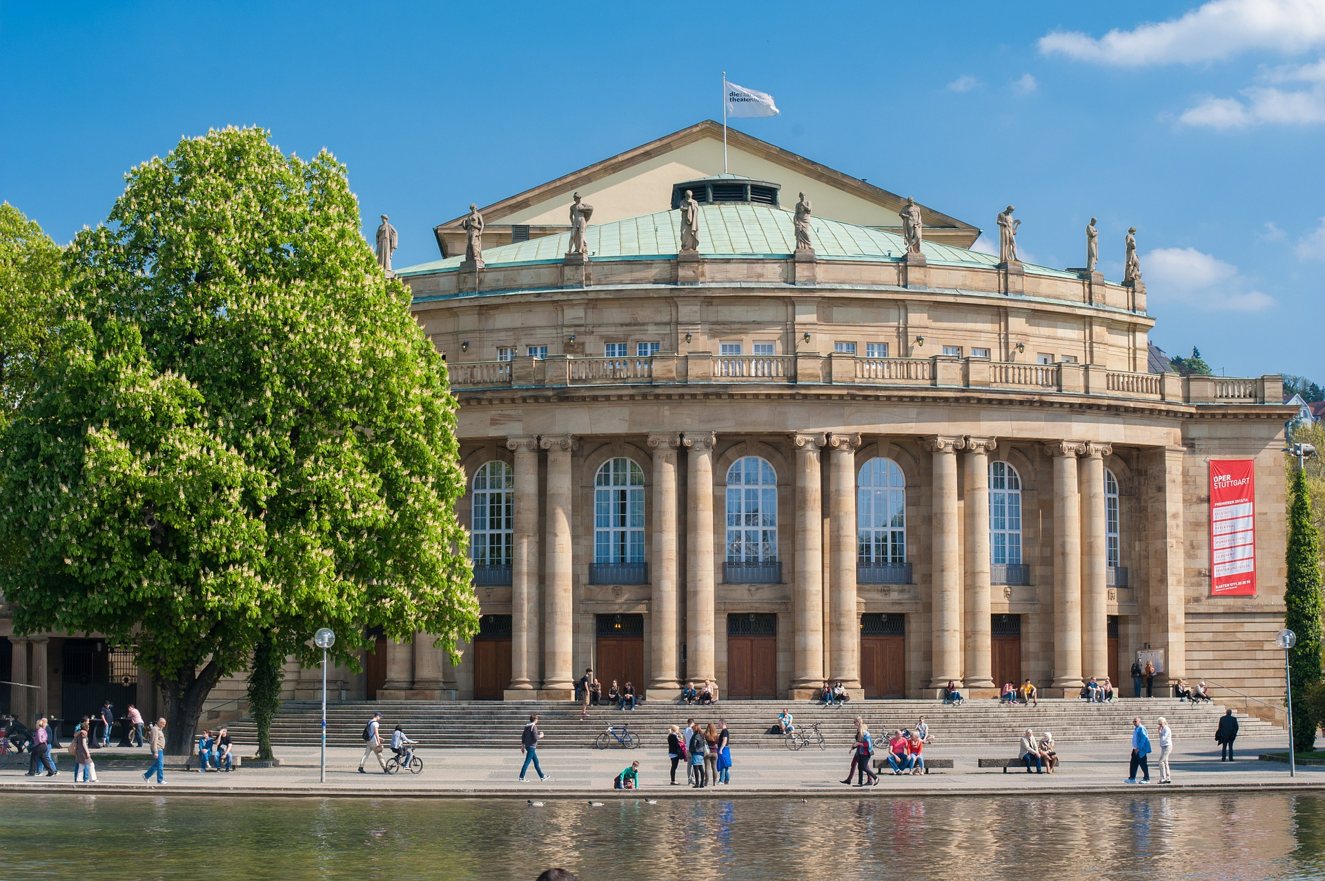 Historische Theater in Stuttgart