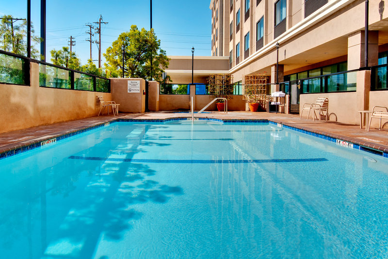 Holiday Inn Kalifornien USA Pool