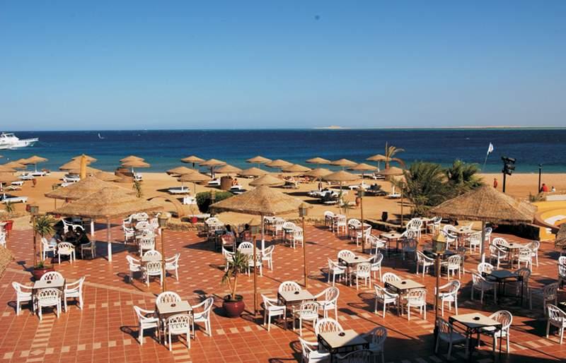 Holiday's in Ägypten verbringen am roten Meer in Safga bei Hurghada