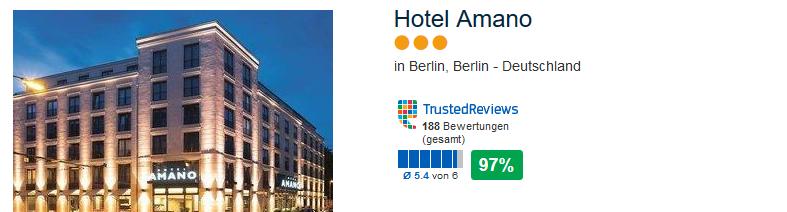 Hotel Amano Berlin Rooftop Bar