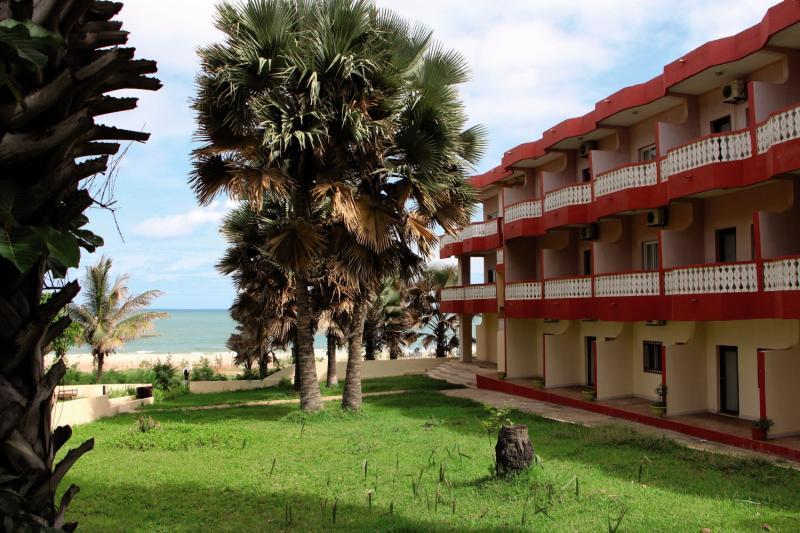 Hotel Bijilo Beach direkt am Strand gelgen - Golden Beach